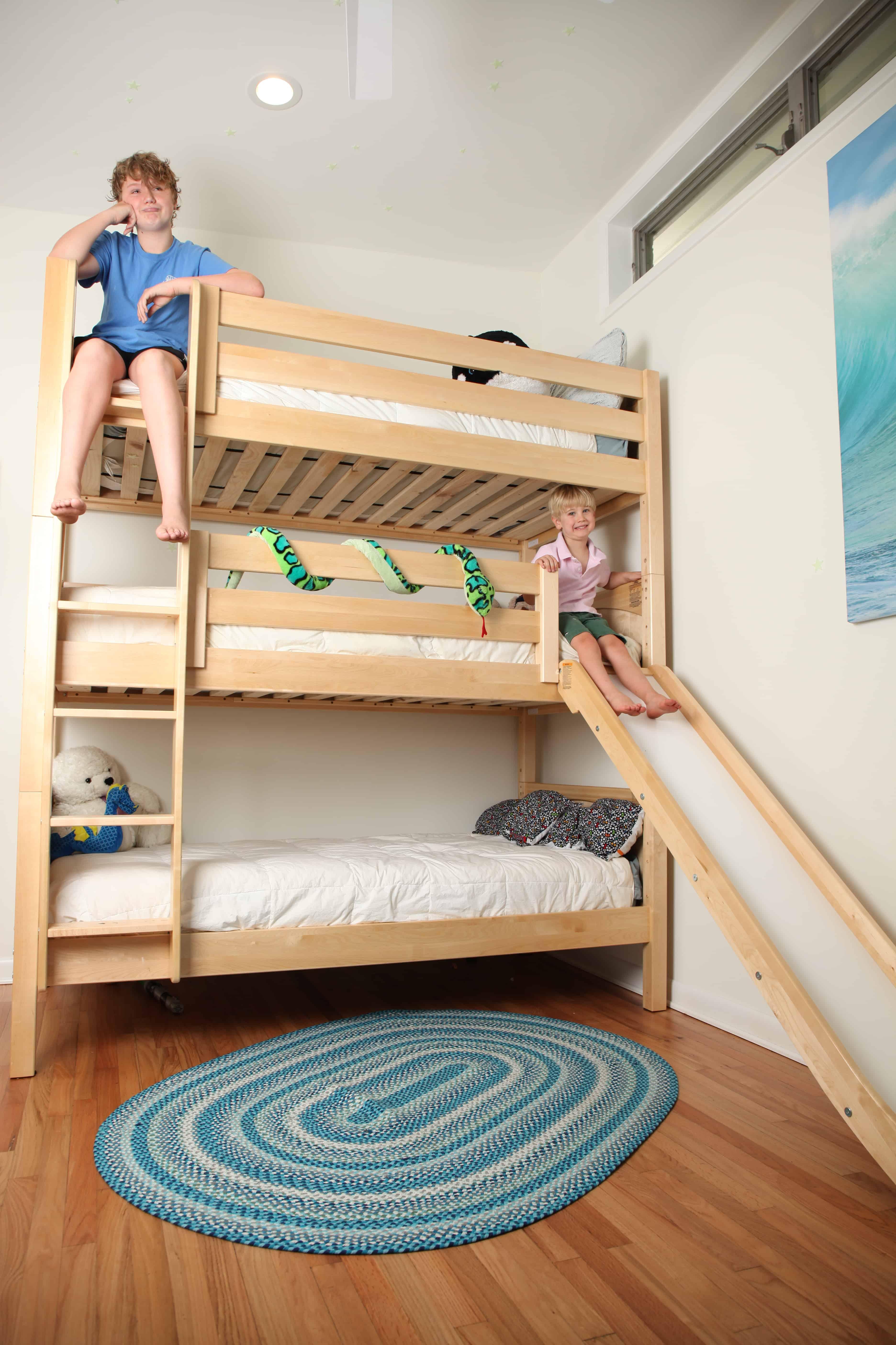 cool bunk beds for tweens