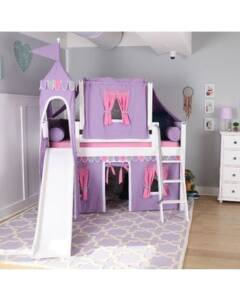 Maxtrix 3 Bed Bunk Beds, three bed Loft Beds, Play Beds, Naples Florida, Estero, Bonita Springs, Fort Myers, Cape Coral